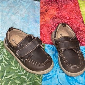 🐶$10🐶 Brown Toddler Boys Shoes